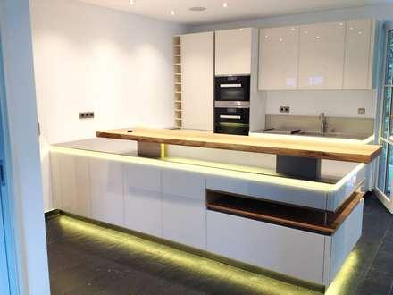 Alles Individuell, Küche: Ausgefallene Küche Von Design Manufaktur GmbH