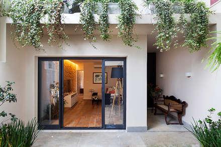 منازل تنفيذ Tria Arquitetura