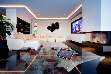 kinofeeling im eigenem wohnzimmer asiatische wohnzimmer von klaus geyer elektrotechnik - Asiatisches Wohnzimmer