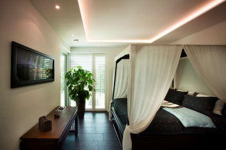 Asiatische Schlafzimmer Einrichtungsideen Und Bilder | Homify Schlafzimmer Asiatisch