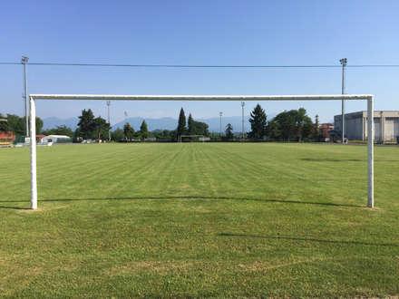 Stadiums by Dal Ben Giardini