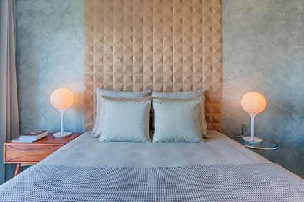 industrial Bedroom by Santiago | Interior Design Studio