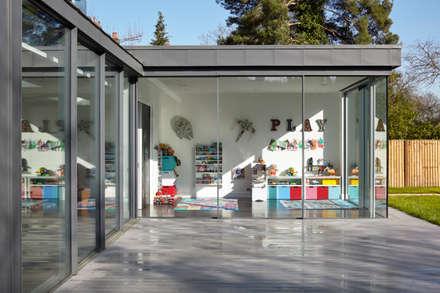 Ashley Road:  Windows  by IQ Glass UK