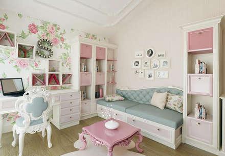 modern Nursery/kid's room by Nuevo Tasarım