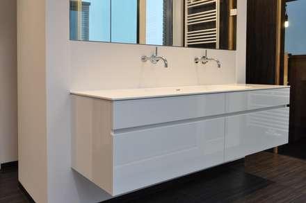 badezimmer ideen, design und bilder | homify - Moderne Badezimmer