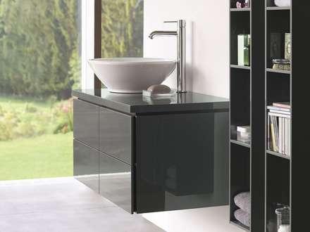 Visões: Casas de banho modernas por Artekasa Materiais de Construção e Decoração
