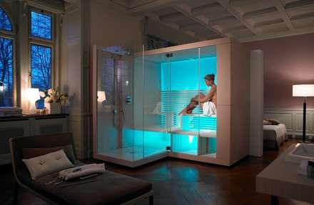 Spa de estilo moderno por Artekasa Materiais de Construção e Decoração