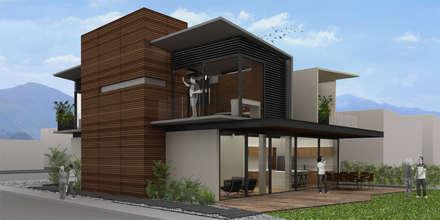 Casa Paraiso - RIMA Arquitectura: Casas de estilo moderno por RIMA Arquitectura