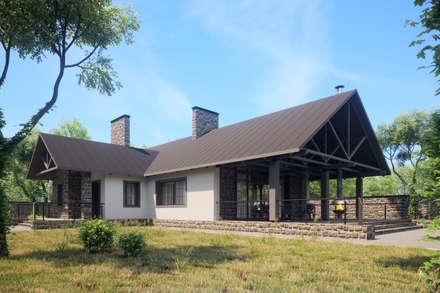 Elnik Family House: Дома в . Автор – ARCH INNOVATION GROUP