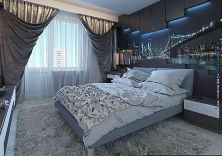 Спальня: Спальни в . Автор - hq-design