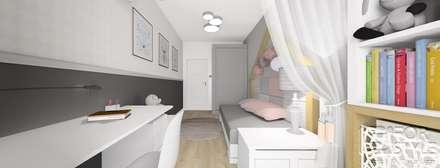 pokój dziecięcy: styl , w kategorii Pokój dziecięcy zaprojektowany przez 4-style Studio Projektowe Anna Molin