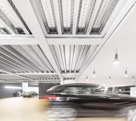 Car Dealerships by OW ARQUITECTOS I simplicity works | geral@ow-arquitectos.com