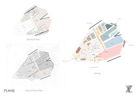 Post Office Prototype :  Commercial Spaces by XYZ Designers