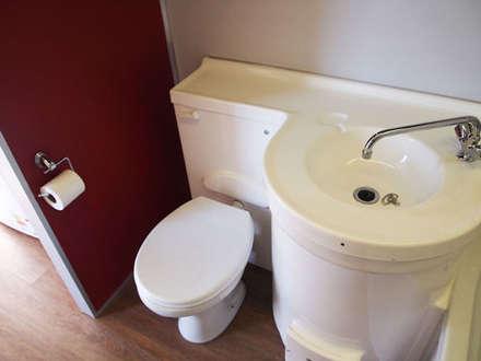Bathroom: modern Bathroom by A4AC Architects