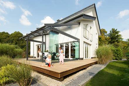 Freie Terrasse:  Terrasse von Solarlux GmbH