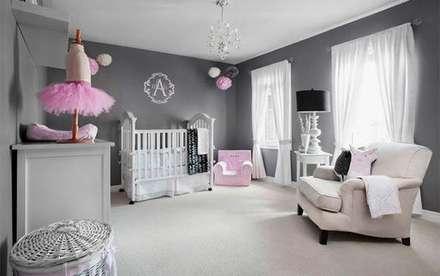 Girls Bedroom: modern Bedroom by GSI Interior Design & Manufacture