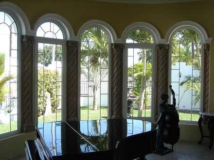 Окна в . Автор – Ventanas SI Puertas
