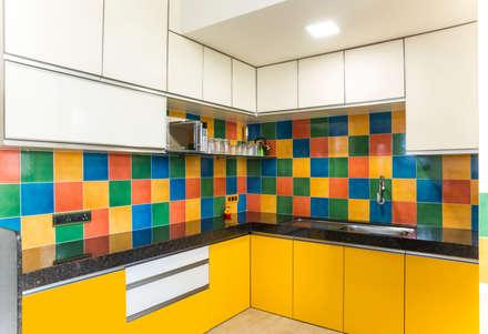 kitchen: rustic Kitchen by iSTUDIO Architecture