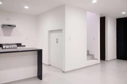 Nhà bếp by Región 4 Arquitectura