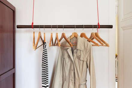 Closets de estilo  por Birgit Glatzel Architektin