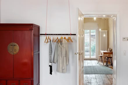 industrial Dressing room by Birgit Glatzel Architektin