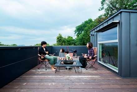 حديقة تنفيذ HAN環境・建築設計事務所