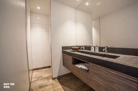 Badkamer Modern Klein : Kleine badkamer in gteborg interieur inrichting door classy world