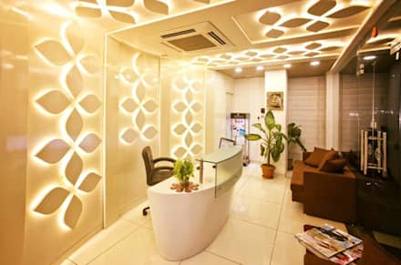 Site photographs: modern Spa by COLORDREAMS