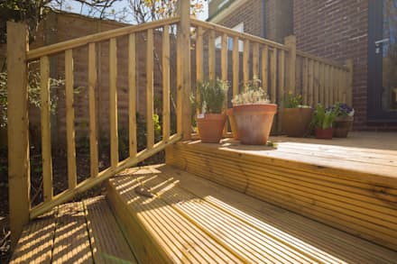 A bit up close and personal...:  Terrace by The Market Design & Build