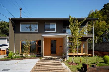 حديقة تنفيذ toki Architect design office