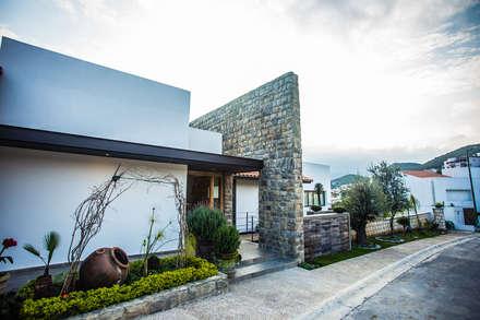 خانه ها by ICAZBALCETA Arquitectura y Diseño