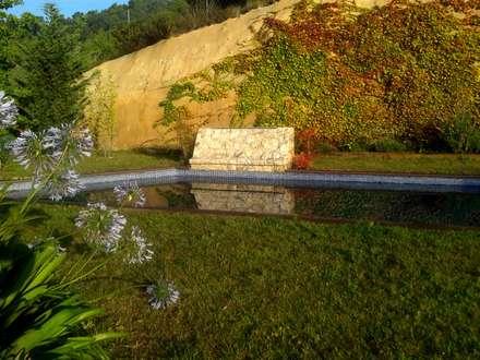 Jardines realizados: Jardines de estilo colonial de ecojardí