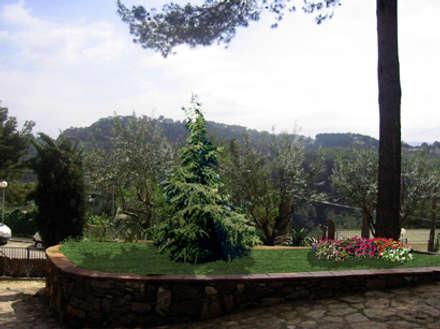 jardín atlántico en Collserola, Barcelona: Jardines de estilo clásico de ecojardí