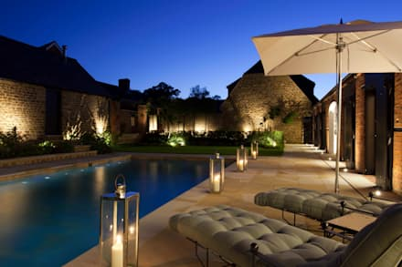 Pool: country Pool by Janine Stone Design