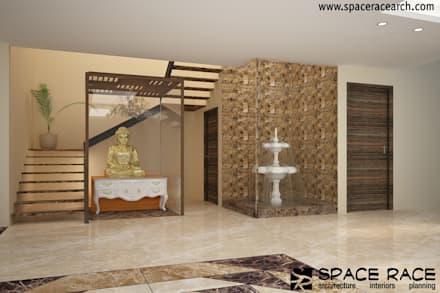 Corridor & hallway by Spacerace