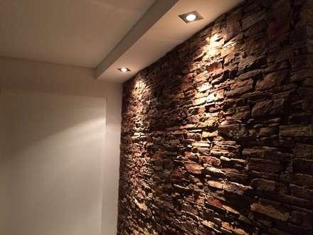 جدران و أرضيات تنفيذ MONARQ ESTUDIO