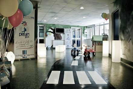 مستشفيات تنفيذ antoniodimaro&partners