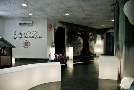 Hospitals by antoniodimaro&partners