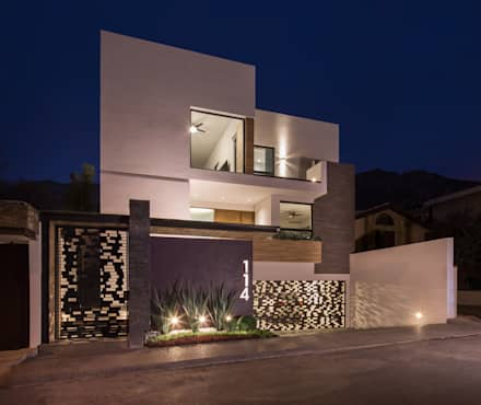 Casas minimalistas homify homify for Casas pequenas estilo minimalista