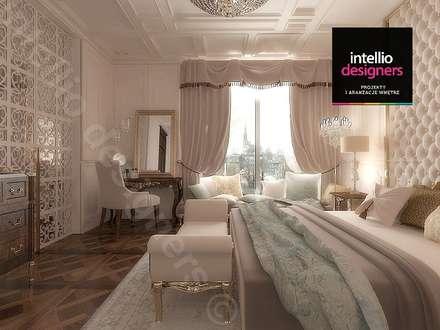 ห้องนอน by Intellio designers