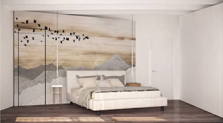 Idee arredamento casa interior design homify - Camere da letto originali ...