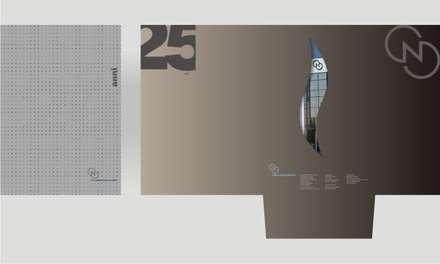 bettini designer bologna: Centri commerciali in stile  di bettini design