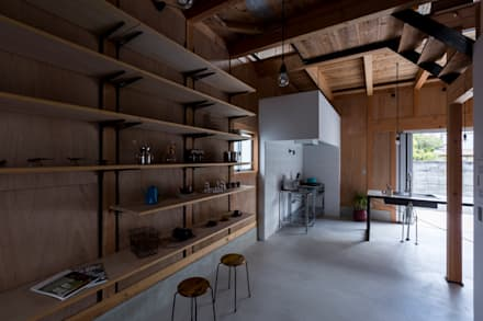 ishibe house: ALTS DESIGN OFFICEが手掛けた和室です。