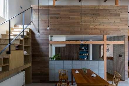 Uji House: ALTS DESIGN OFFICEが手掛けたキッチンです。