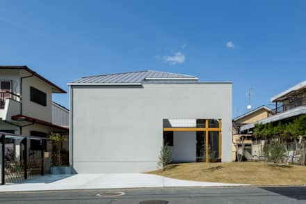 Uji House: ALTS DESIGN OFFICEが手掛けたスパです。