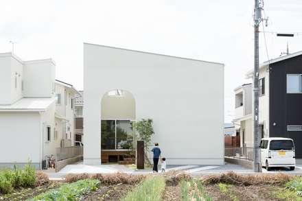Otsu House: ALTS DESIGN OFFICEが手掛けた家です。