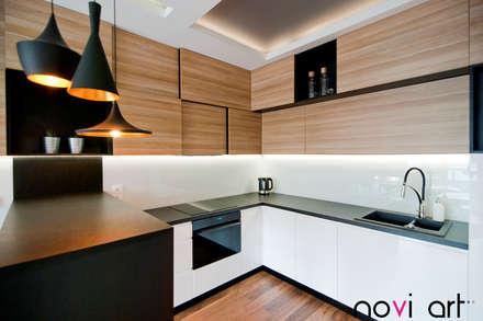Kuchnia: styl , w kategorii Kuchnia zaprojektowany przez Novi art