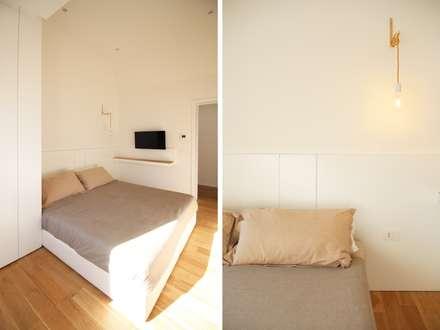 TER: Camera da letto in stile in stile Minimalista di studioSAL_14