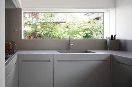Nhà bếp by EXiT architetti associati