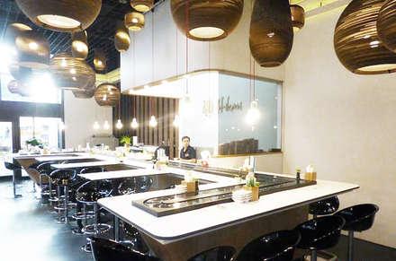 Gastronomy by Jens Thasler.designer-architekt